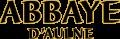 Abbaye Logo