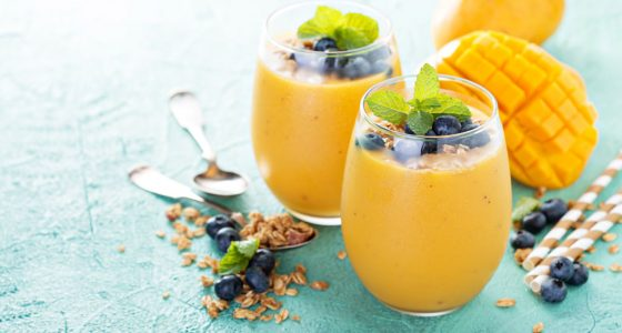 Drinkar Mango Smoothie