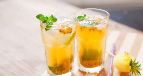 Drinkar Passion Ice Tea