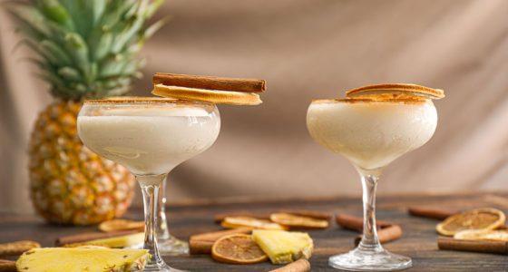 Drinkar Pinacolada Coconut Ananas Kokos Kanel Cinna Coco Colada