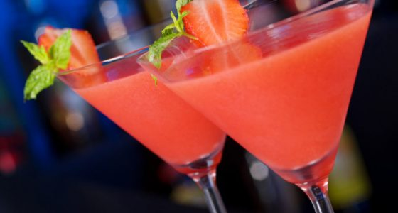 Drinkar Strawberry Daiquiri