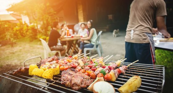 Grillparty Grill Mat Vanner Tradgard