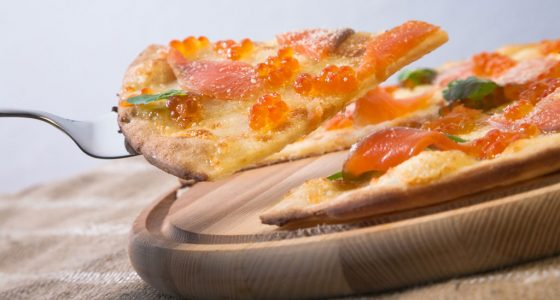 Huvudratt Forratt Pizza Vasterbotten Lojrom