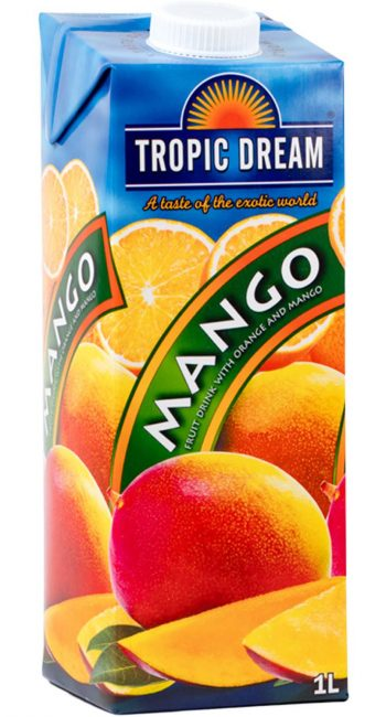 Juice Tropic Dream Mango
