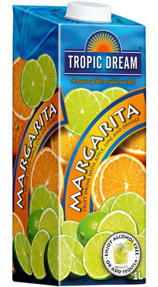 Juice Alkoholfri Drink Tropic Dream Margarita