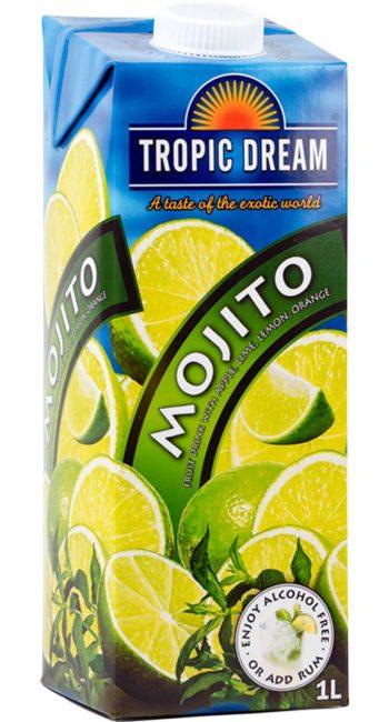 Juice Alkoholfri Drink Tropic Dream Mojito