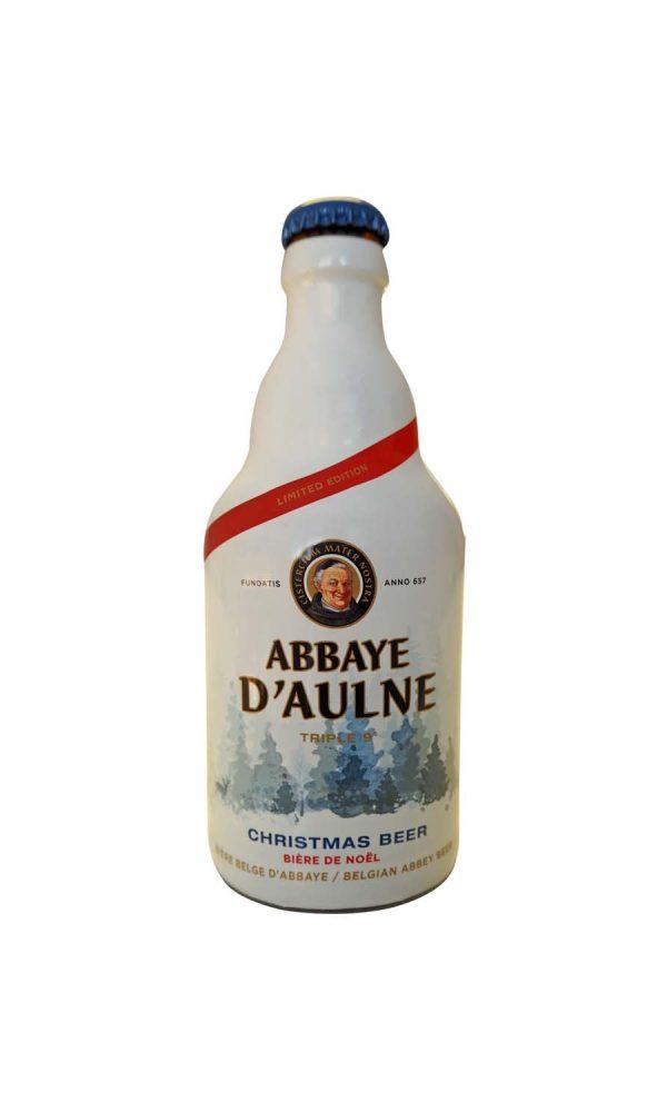 Ol Ale Abbaye D'aulne Triple Christmas Beer 9