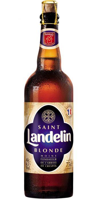 Ol Ale Goudale Saint Landelin Blonde 6 5