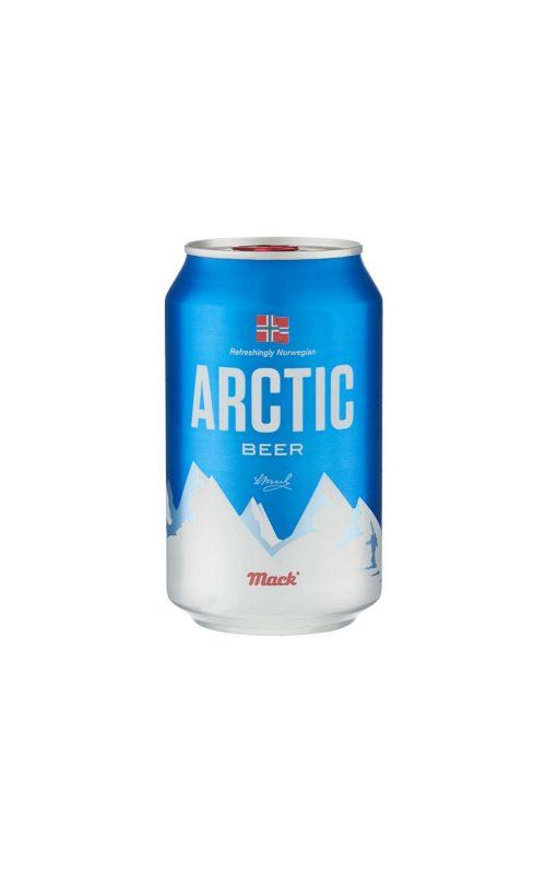 Ol Lager Mack Arctic Beer 3 5