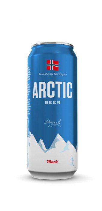 Ol Lager Mack Arctic Beer 4 5