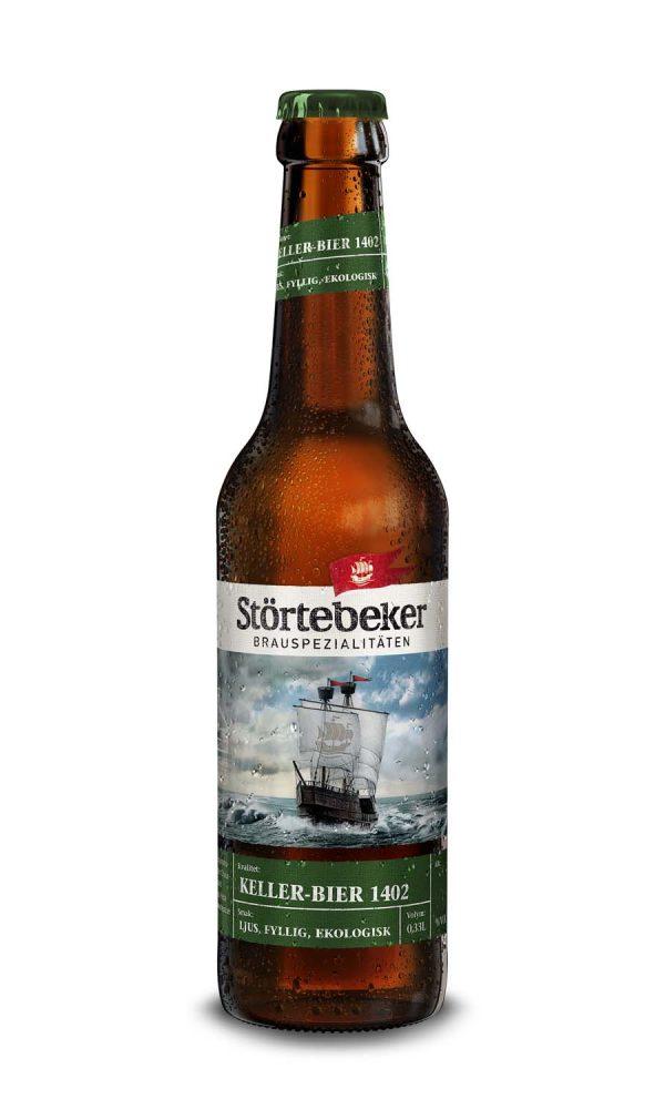 Ol Lager Stortebeker Keller Bier 1402 4 8