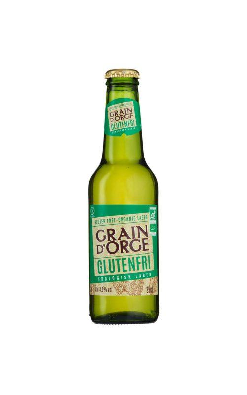 Ol Lager Goudale Grain D'orge Glutenfri Ekologisk 3 5