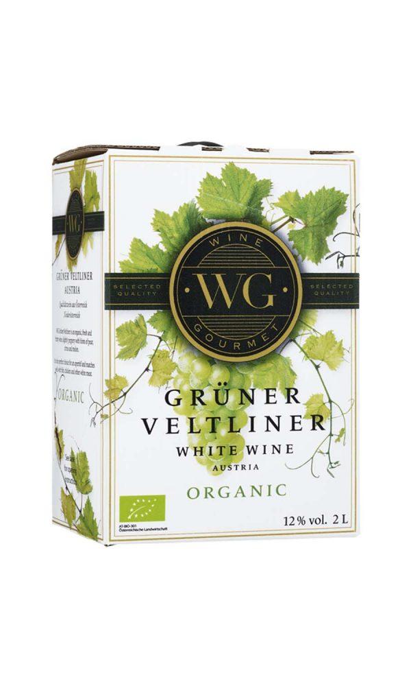 Vitt Vin WG Wine Gourmet Grüner Veltliner Organic